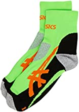 Asics Chaussettes Nimbus Vert Gecko Taille 3 (Taille Fabricant: Taille 3)