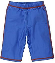 Oye Boys Swim Shorts - Aqua Blue (2-4 Y)