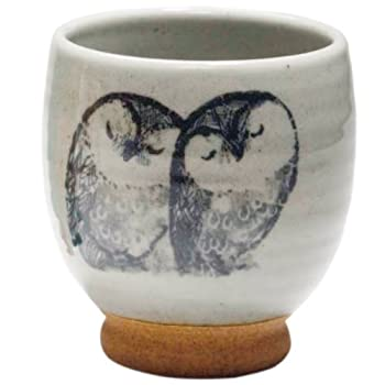 Owl Harmony Tea Cup