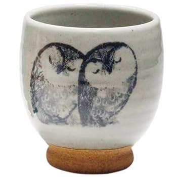 Owl Harmony Tea Cup