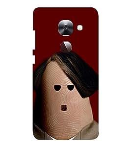 EPICCASE Hitler thumb Mobile Back Case Cover For LeEco Le Max2 (Designer Case)