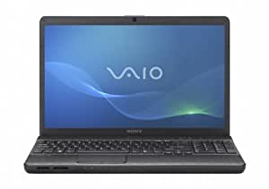 Sony VAIO VPC-EH15FX/B Laptop (Black)