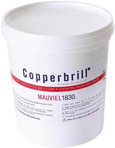 Mauviel Rinse Copper Cleaner Copperbrill 1L 35270003