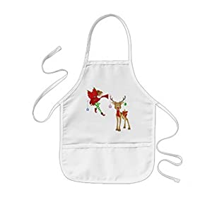 LOU5KB Christmas Holiday apron