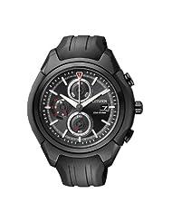 Citizen Eco-Drive Analog Black Dial Men's Watch - CA0285-01E