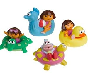 dora the explorer bath squirters bedroom set dora furniture