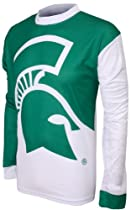 NCAA Michigan State Spartans Mountain Bike Cycling Jersey, Team, Large