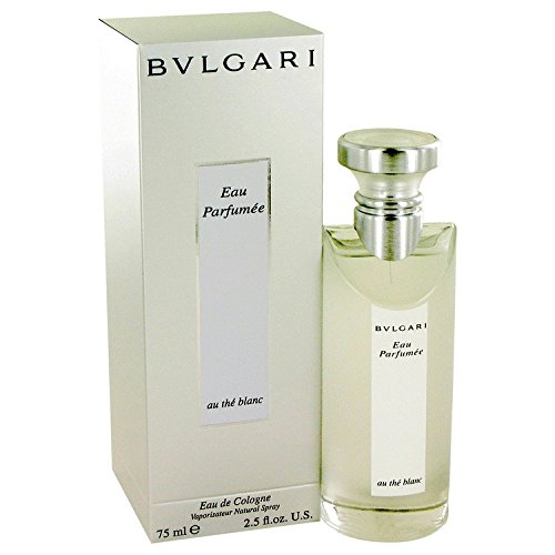 Bvlgari White (Bulgari) By Bvlgari Eau De Cologne Spray 2.5 Oz / 75 Ml For Women