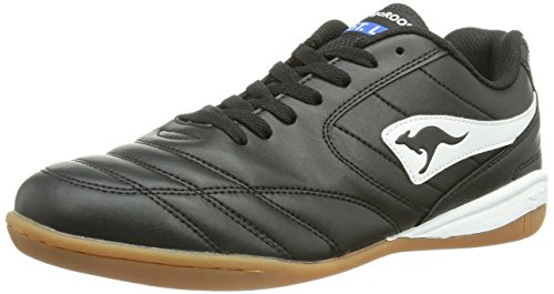 KangaROOS K-Yard 3021, Sneaker Uomo, Nero (Schwarz (black/white 500)), 43