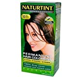 Permanent Hair Color - 5g, Light Golden Chestnut, 5.45 Oz - Limited Quantities ( Multi-Pack) by NATURTINT