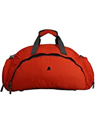 Clubb Sports Travel Bag (Orange)