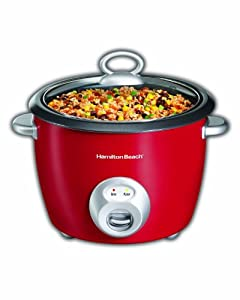 Hamilton Beach® ensembleTM 20 Cup Capacity Rice Cooker