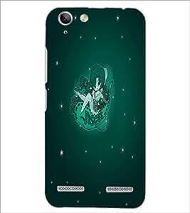 PrintDhaba Zodiac Pisces D-5518 Back Case Cover for LENOVO VIBE K5 PLUS (Multi-Coloured)