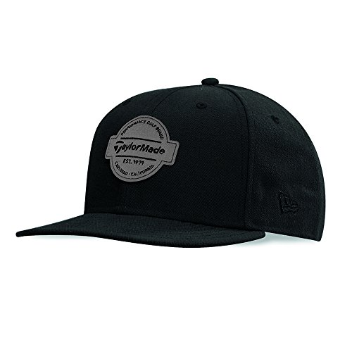 taylormade-new-era-9fifty-flux-cap-black