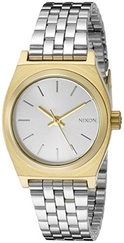 Nixon Damas Small Time Teller Analógico Deporte Cuarzo Reloj A3992062