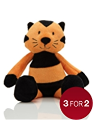 Mini Tiger Soft Toy