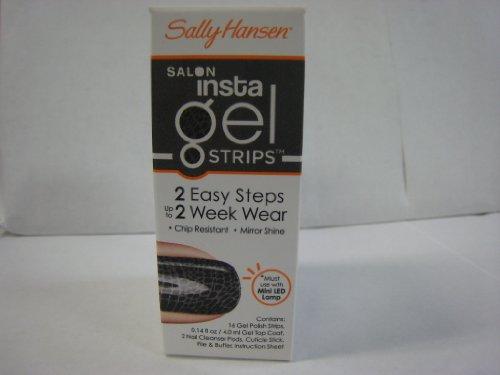Sally Hansen Salon Insta Gel Strips Croc Me Up #530 - 16 Oz, Pack Of 2
