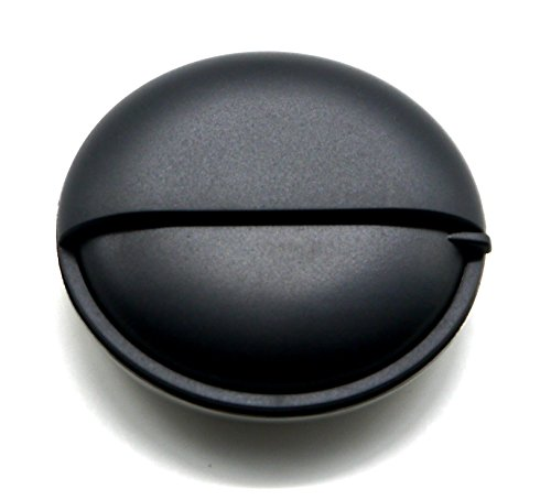 putwo-pill-box-pocket-size-for-travel-day-and-night-round-metal-aluminium-black