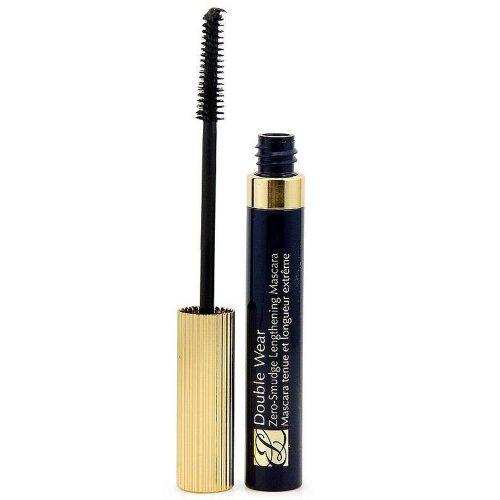 Estee Lauder Double Wear Zero-Smudge Lengthening Mascara, 01 Black, Donna, 8 ml