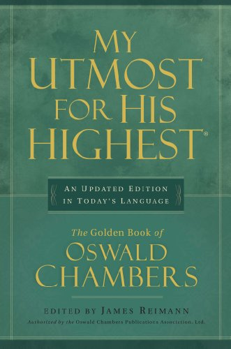 Download My Utmost for His Highest, Updated Edition