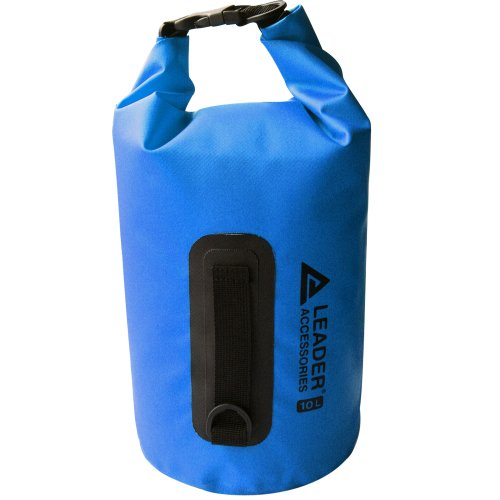 New Waterproof PVC Blue 5L Dry Bag for Boating Kayaking Fishing Rafting Swimming and Camping