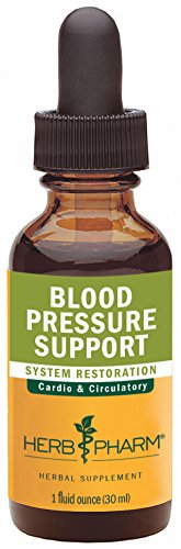 Herb Pharm Blood Pressure Support Formula for the Cardiovascular and Circulatory Systems - 1 Ounce