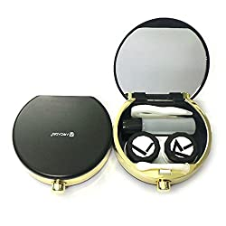 ARCADIO Contact Lens Designer Cases_ Aromatic _A8065BK