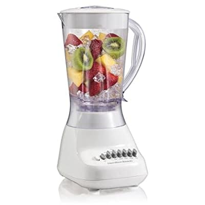 Smoothie 10-speed Blender White Is Ideal for Smoothies, Shakes and Icy Drinks