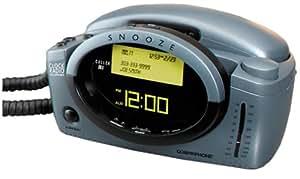 conair cid400 clock radio phone with caller. Black Bedroom Furniture Sets. Home Design Ideas