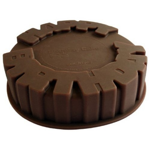 Happy Birthday Cake Mold