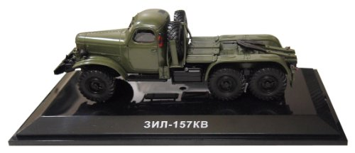 DIP 1/43 ZIL-157KV 1961ライトグリーン