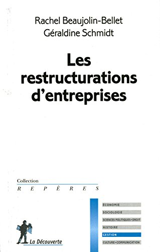 Les restructurations d'entreprises