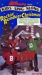 Good Housekeeping Kids Sing Along Rockin Reindeer Christmas Vhs from Gaiam, Inc.