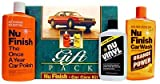 41H87NTQE9L. SL160  Nu Finish Car Care Kit Gift Pack