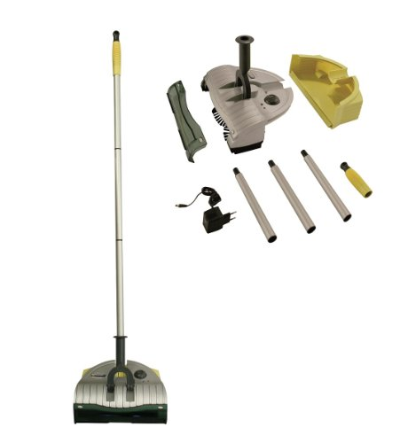Scopa rotante sweeper g3 ricaricabile s 520 scopa a for Scopa a batteria