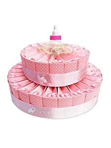 baby shower party favors it 39 s a girl favor cake baby