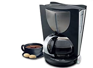 Black And Decker Coffee Maker Brew Strength : Amazon.com: Black & Decker 4 Cup Coffee Maker, 220-240 Volts: Kitchen & Dining