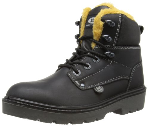 SIR Safety Unisex-Adult Winter Road High Safety Boots 26030A Black 8 UK, 42 EU