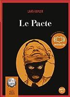 Le Pacte: Livre audio 2CD MP3 - 652 Mo + 660 Mo