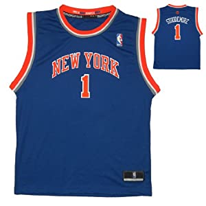 NBA NEW YORK KNICKS STOUDEMIRE #1 Youth Comfortable Fit Sleeveless Jersey Shirt by NBA