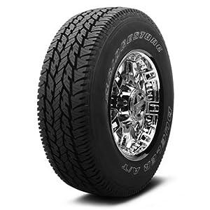 Bridgestone Dueler A/T 695 P255/70R17 110S Tire 075540