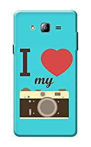 Samsung On5 Back Cover Premium Quality Designer Printed 3D Lightweight Slim Matte Finish Hard Case Back Cover for Samsung Galaxy On5 by Tamah