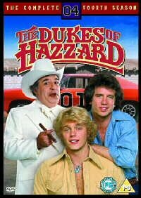 The Dukes of Hazzard - Season 4 [DVD]