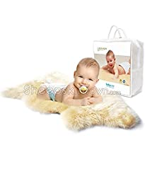 Baby Sheepskin - Long wool