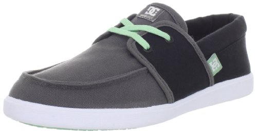 DC Shoes Men's Hampton Grey/Black Lace Up D0320145 10 UK, 11 US