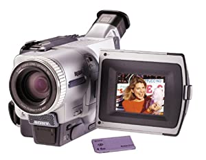 Sony DCR-TRV730 Digital8 Handycam Camcorder with Built-in Digital Still Mode