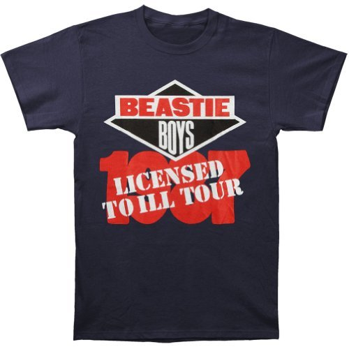 Beastie Boys Licensed to Ill T-Shirt Small