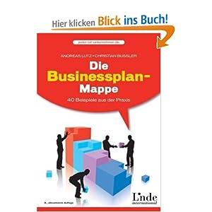 eBook Cover für  Die Businessplan Mappe 40 Beispiele aus der Praxis