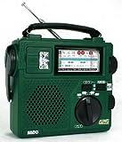 ANDO 充電式4バンドラジオ AG4-134DM
