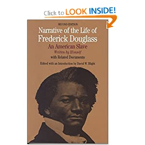 Narrative of the Life of Frederick Douglass: An American Slave, Written by Himself (Bedford Series in History... by